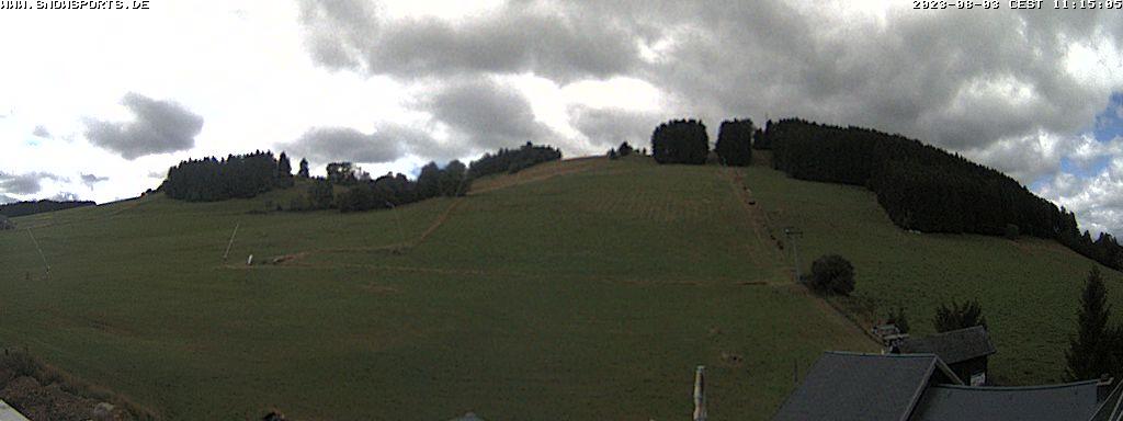 Webcam Ski Resort Holzhau Ore Mountains